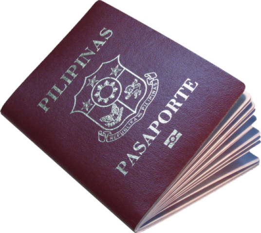Passport Embassy Of The Philippines In The Nordics