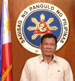 The Philippine President