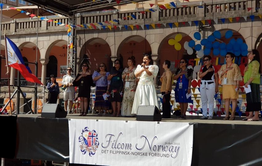 Filipinos in Norway Celebrate 120th Anniversary of the