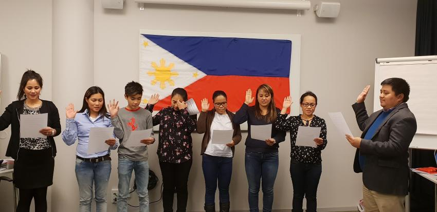 Philippine Embassy Conducts Consular Outreach in Gothenburg