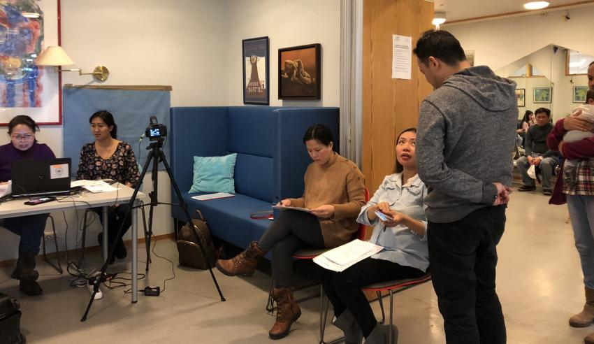 Philippine Embassy in Norway Conducts Consular Outreach Mission in Tromsø, Norway