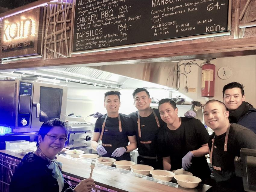 Filipino Food Heats Up Oslo Street Food Scene With Opening