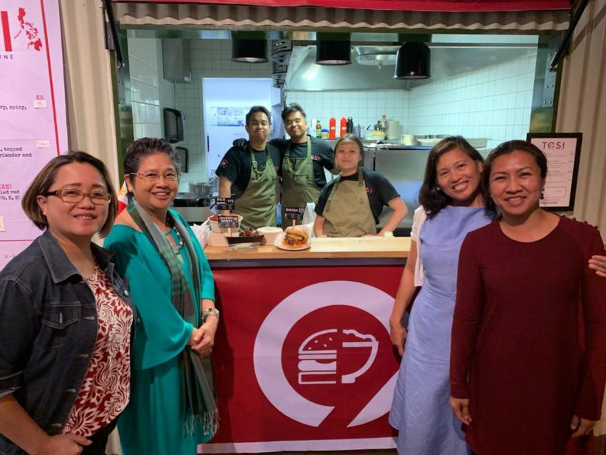 Filipino Pop-up Restaurant TOSI Launched at Brygg Oslo