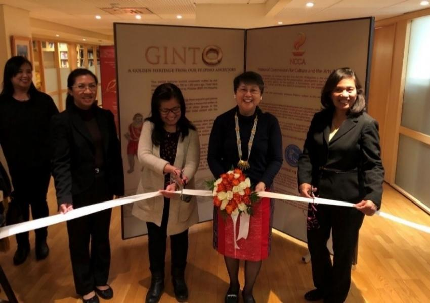 "2020 ""Ginto"" Exhibit Opens at the Philippine Embassy in Norway"