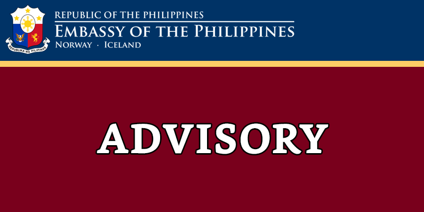 COVID-19 PUBLIC ADVISORY NO. 31: OMNIBUS GUIDELINES ON THE IMPLEMENTATION OF COMMUNITY QUARANTINE IN THE PHILIPPINES