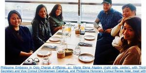 Filipino Pride Shines in Norway's Culinary Scene