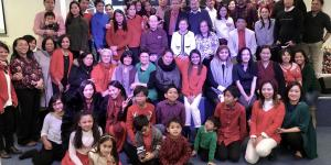Philippine Embassy celebrates Christmas with Jesus is Lord (JIL) Church in Norway