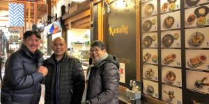 When in Finland, visit Helsinki's Kamalig for Home-Cooked Filipino Favorites